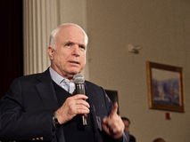 John McCain Stock Photography