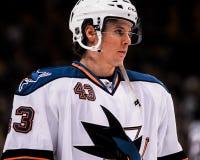 John McCarthy, San Jose Sharks Stock Images