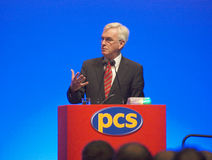 John McDonnell MP (3) Stock Photography