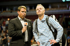 John McEnroe Royalty Free Stock Photography