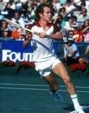 John McEnroe. Tennis legend John McEnroe.  (Image taken from color slide Stock Images