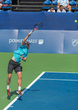 John Millman at the Winston-Salem Open Royalty Free Stock Images