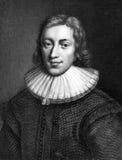 John Milton stock illustration