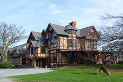John N. A. Griswold House, Newport, Rhode Island Stock Images