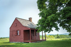 John Neilson Farmhouse Stock Photo