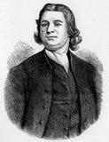 John Nelson, prédicateur illustration stock