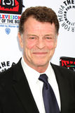 John Noble. LOS ANGELES - APR 12:  John Noble arrives at Warner Brothers Television: Out of the Box Exhibit Launch at Paley Center for Media on April 12, 2012 in Royalty Free Stock Images