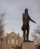 John O'Donnell Statue Canton Baltimore Royalty Free Stock Photo
