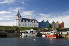 John o Groats Royalty Free Stock Images