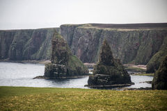Free John O Groats North Tip Scotland Art Coastline Rock Formation 2 Stock Photo - 80097440