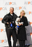 John O'Hurly für ASPCA   lizenzfreies stockfoto