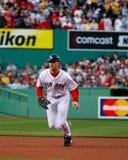 John Olerud, Boston Rode Sox Royalty-vrije Stock Foto's