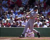 John Olerud Seattle Mariners Royaltyfri Bild