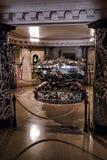 John Paul Jones Crypt an der Marineschule-Kapelle US Stockfotos