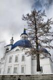 John Predtechi's church. Tobolsk district. Russia Stock Photo