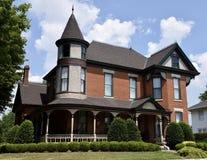 John Preston bielu dom Obrazy Stock