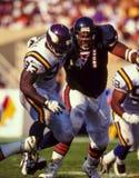 John Randle Minnesota Vikings Stock Image