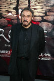 """John Rhys Davies. At the Los Angeles Premiere of the HBO Drama """"Rome"""". Wadsworth Theater, Los Angeles, CA. 08-24-05 Royalty Free Stock Photography"""