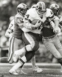 John Riggins immagine stock