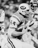 John Riggins New York Jets Lizenzfreie Stockfotos