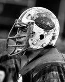 John Riggins New York Jets. Former New York Jets RB John Riggins (Image taken from B&W negatives royalty free stock photo