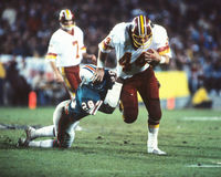 John Riggins Washington Redskins stock photo