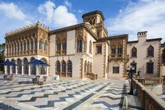 John Ringling Mansion Architecture Imagem de Stock Royalty Free