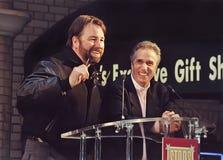 John Ritter et Henry Winkler Image libre de droits