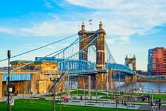 John Roebling bro Arkivbilder