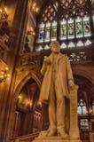 John Rylands biblioteka Zdjęcie Royalty Free