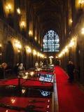 John Rylands biblioteka Machester Zdjęcia Royalty Free
