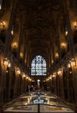 The John Rylands Library Stock Images