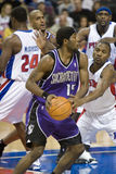 John Salmons With The Ball Stock Photography