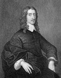 John Selden. (1584-1654) on engraving from 1836 Royalty Free Stock Image