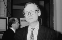 John Selwyn Gummer Stock Image