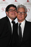 John Slattery, Rich Sommer Royalty Free Stock Photography