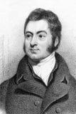John Spencer aka Lord Althorp. John Spencer, 3rd Earl Spencer (1782-1845) aka Lord Althorp on engraving from the 1800s. British statesman Royalty Free Stock Images