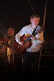 John Spillane. Bellurgan Park,County Louth,Ireland,4th May 2014,John Spillane plays live at Vantasival music Festival,Bellurgan,County Louth on May 4th 2014 Stock Photos