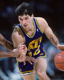 John Stockton Lizenzfreie Stockfotos