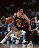 John Stockton photographie stock libre de droits