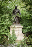 John Stuart Mill statue Royalty Free Stock Photography