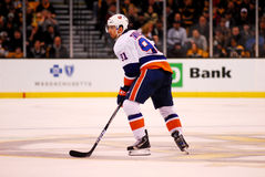 John Tavares New York Islanders. New York Islanders forward John Tavares #91 royalty free stock photos