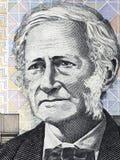 John Tebbutt portrait Stock Images