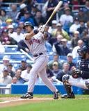 John Valentin, les Red Sox de Boston Photo libre de droits