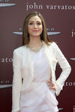 John Varvatos, Emmy Rossum Photo stock
