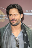 John Varvatos,Joe Manganiello Royalty Free Stock Photos