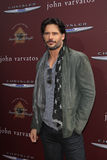 John Varvatos,Joe Manganiello Royalty Free Stock Images