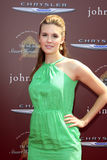 John Varvatos,Maggie Grace Royalty Free Stock Photo