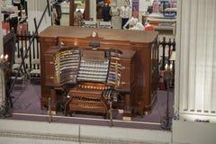 John Wanamaker organ, Filadelfia Obrazy Royalty Free