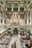 The John Wanamaker Organ, Philadelphia. Pennsylvania. The glorious pipe organ at the famous department store Stock Photography